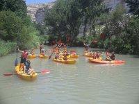 Campamento multiaventura Alcalá del Júcar 15 días