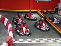 Karting circuit in Salamanca