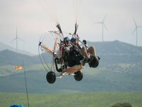 Vuelo en paratrike y pilotaje en Málaga 10 km