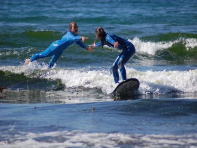 7-day surf camp in Oleiros