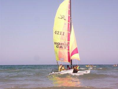 航海营甘迪亚英语2周
