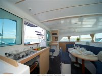 Catamaranes totalmente equipados.