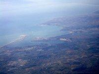 Bahia desde el cielo