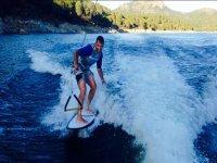 Clases de iniciación en wakeboard