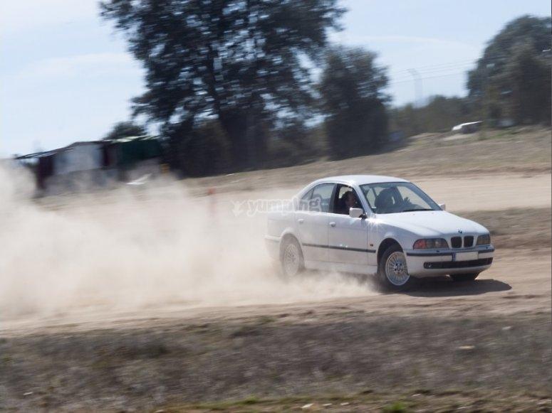 Drifting experience