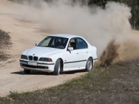 Extreme driving course with BMW in Madrid