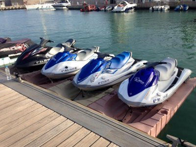 Aqua Jet Ski