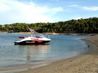 Alquiler de barco en Pelayos de la Presa