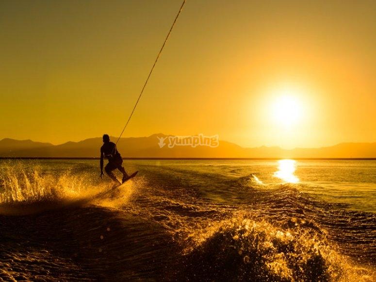 Wakeboarding en Murcia