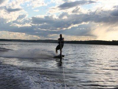 Sessione di wakeboard a La Azohia, 1 ora