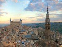 Ruta 3 culturas por Toledo 2 adultos y 3 niños