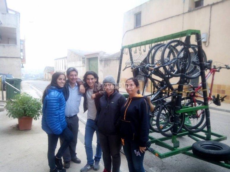 estacion de bicis