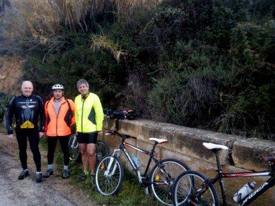 Alquiler de Bicicleta en Teruel, media jornada