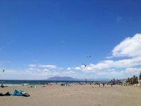 Jornada de kitesurf