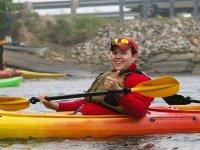 Canoeing in Asturias - 1 hour