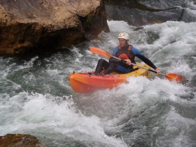 Open Kayak en el Río Cabriel