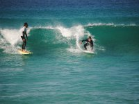 Curso de Surf iniciación en Corralejo 1 día