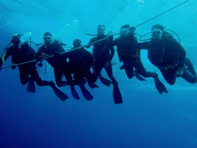 Open Water Diver en Madrid y Levante, con extras