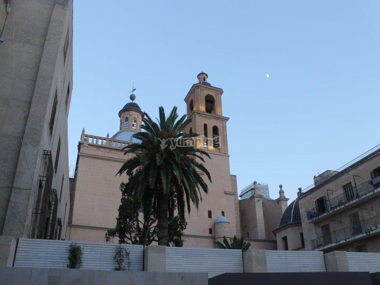 catedral san nicolas de bari