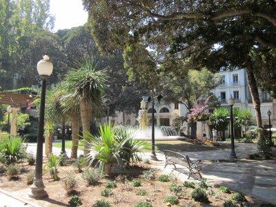 Visita guiada andando por Alicante de 2 horas