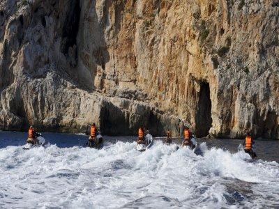 Excursión en moto de agua en Denia con fotos 1 h