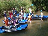 Campamento multiaventura en el Alto Turia, 7 días
