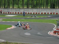 Circuito outdoor de karting