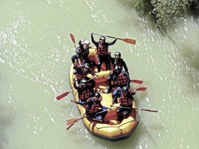 Rafting por el río Genil en Benamejí 5 horas