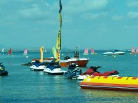 Jet skis and other crafts