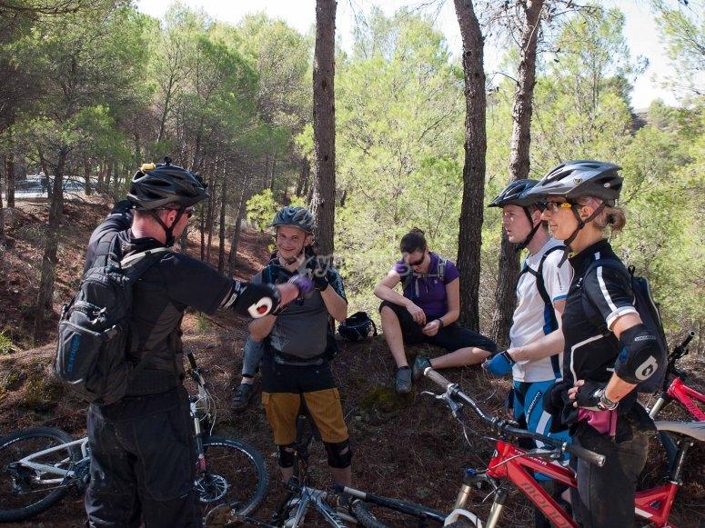 Sa Carrosa的自行车和徒步旅行