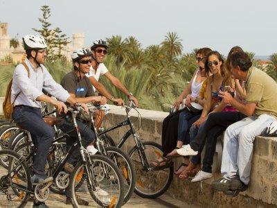 Descubrir Palma con una ruta en bicicleta de 3h