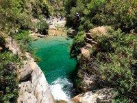 Barranco en Río Verde