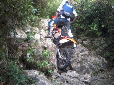 Enduro route Barcelona for 7 days