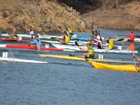 Guided canoeing training