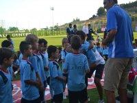 Campo di calcio per bambini