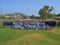 Gruppo campus di calcio 2017