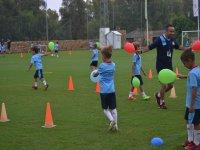 Giochi del campo di calcio in Andalusia