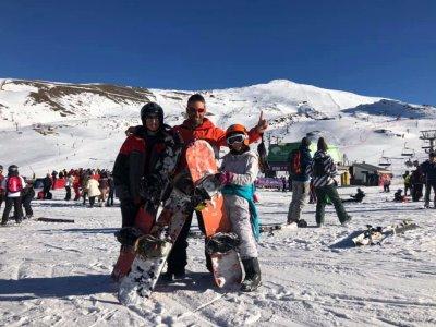 MULHACEN AVENTURA Snowboard