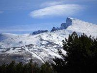 Piste da sci in Sierra Nevada