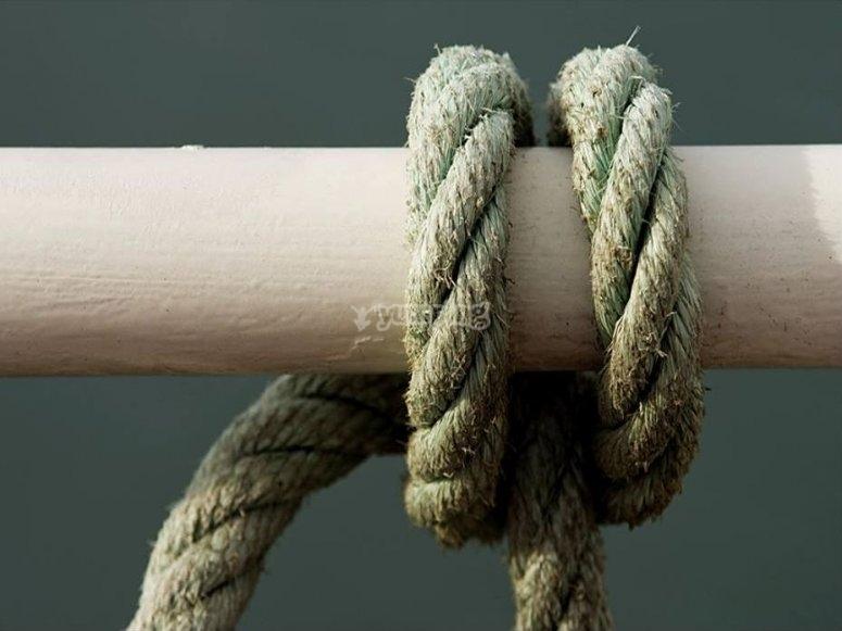 Cuerda de amarre