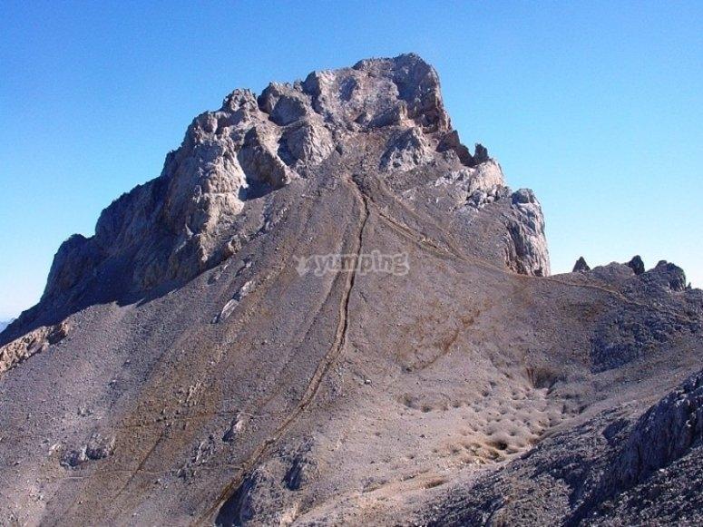 picos en Cantabria