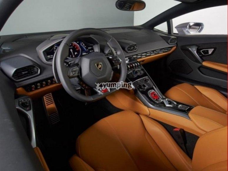 Interior Lamborghini Huracan