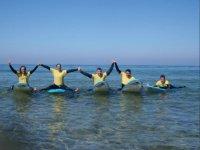 Sesión de iniciación al surf en Lekeitio 1 hora