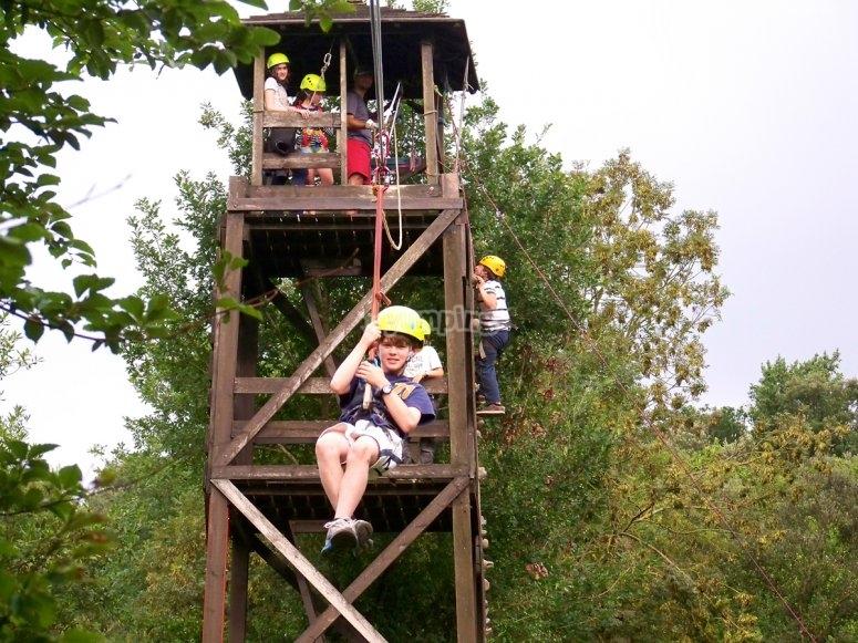 Torre di avventura