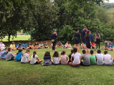 English Camp, Cantabria, 30 days 7-14 years old