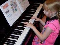 Leccion de piano