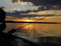 Aprovecha los paseos para pescar