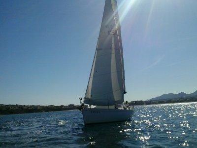 Navegar en Velero en Alicante Agosto 4 horas