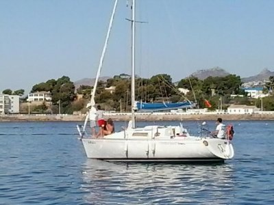 Sailboat trip in Costa Blanca, 4 hours
