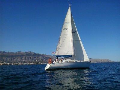 Excursión en velero Bahía de Altea 8 horas